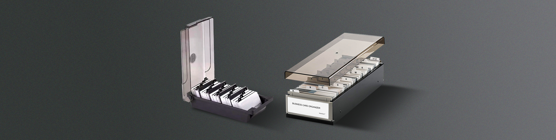 Business Cards & Organizers