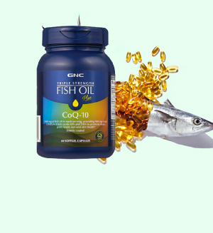 Fish Oil & Omegas