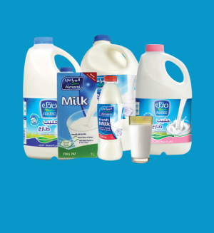 Milk & Milk Products