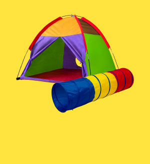 Tents & Tunnels
